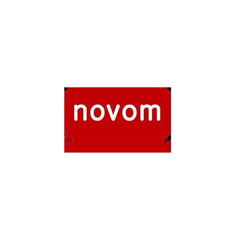 Logo Novom Networks inc.