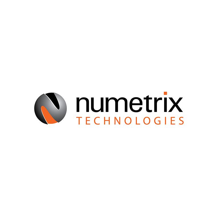 Logo Numetrix