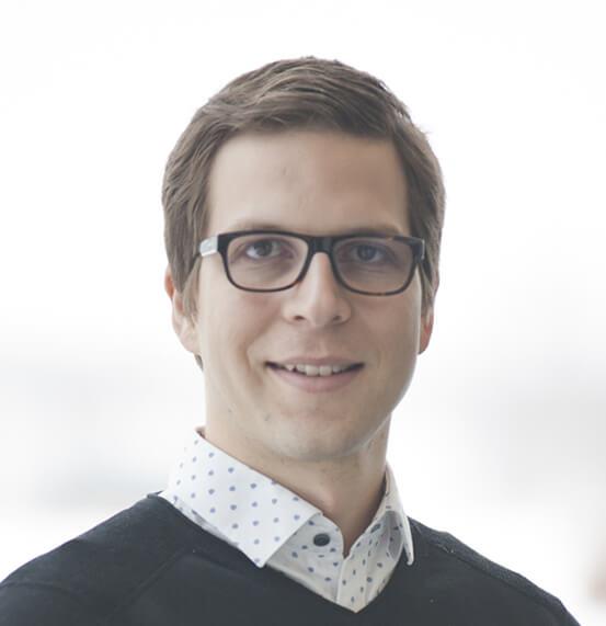 Simon Chaput CEO et fondateur de Boréas technologies