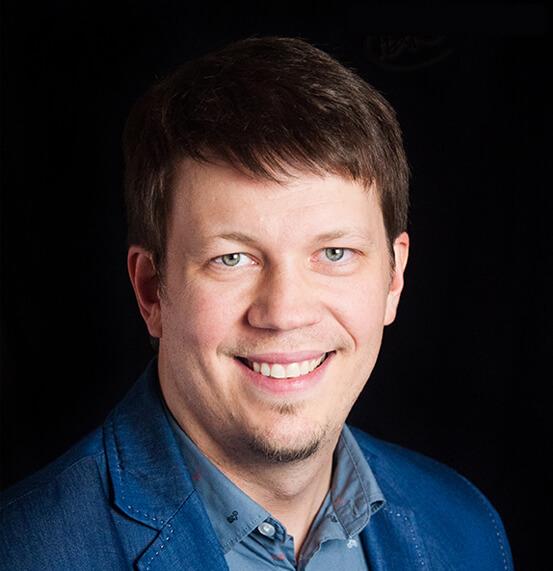 Vincent Nault CEO et cofondateur LUMED