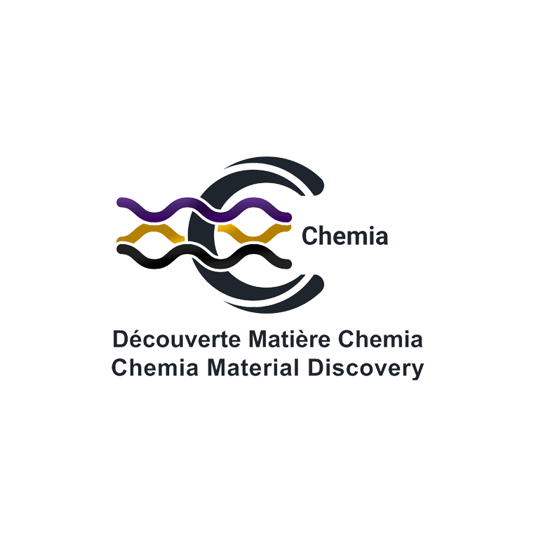 Logo Chemia Material Discovery
